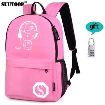 How to label school backpack?