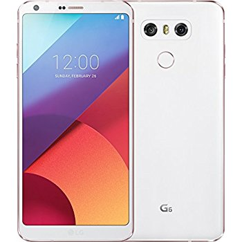 LG G6 wireless charging
