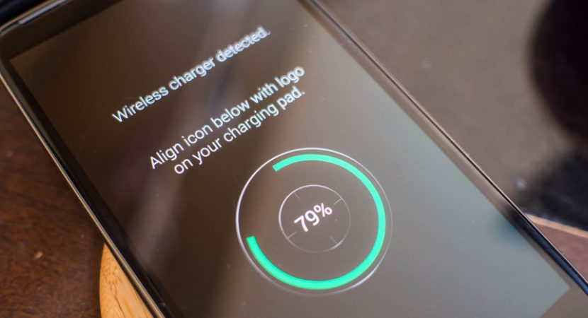 android phone wireless charging