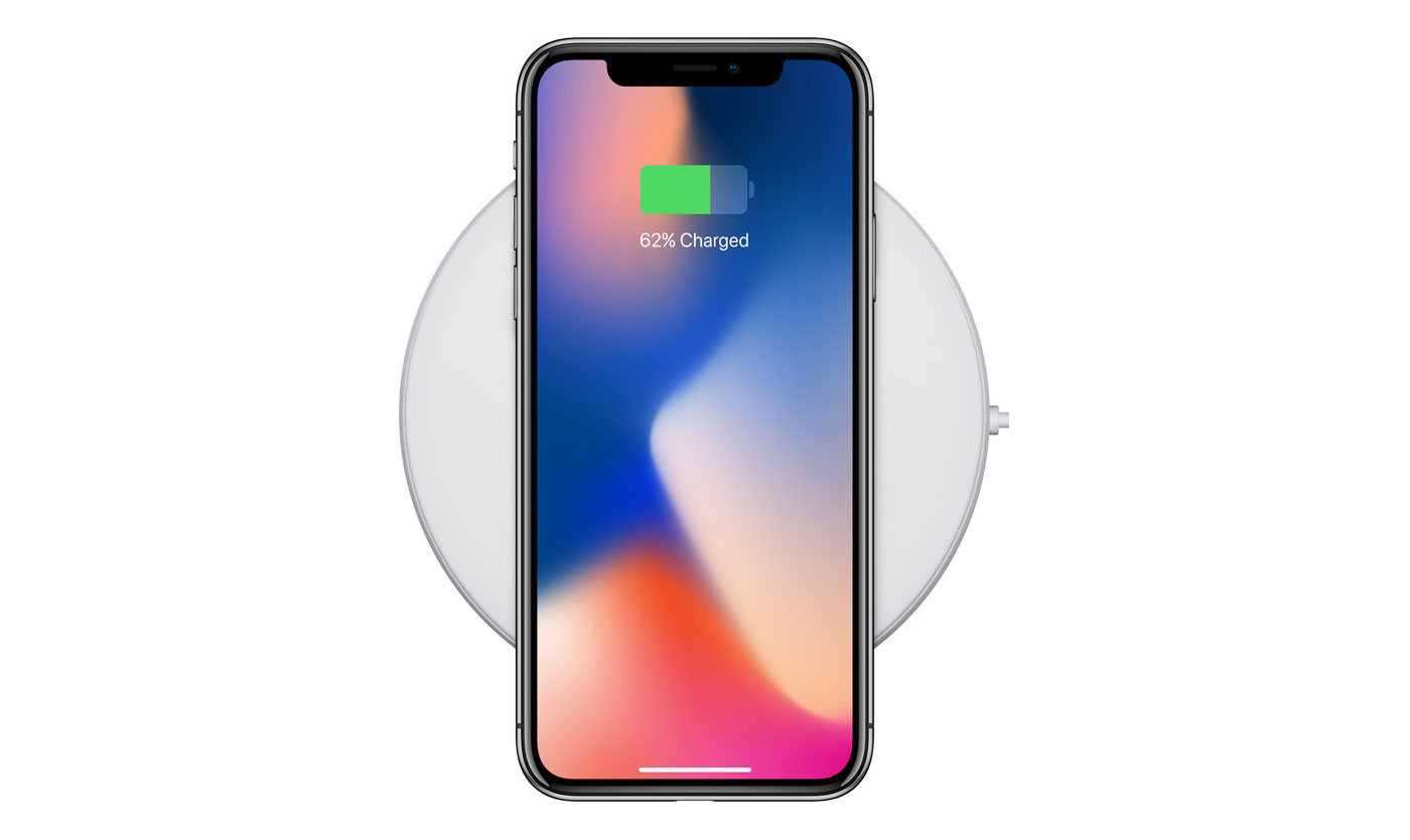 iphones wireless charging